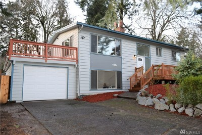 Des Moines Single Family Home For Sale: 22639 13th Ave S