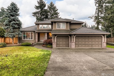 Puyallup Single Family Home For Sale: 8715 168th St Ct E