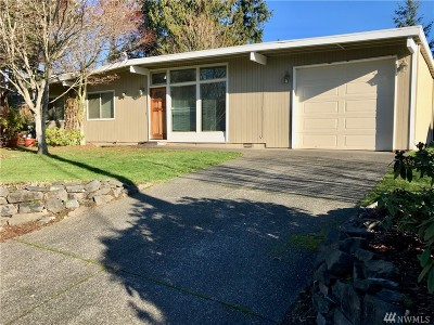 Federal Way Single Family Home For Sale: 31450 12th Ave SW