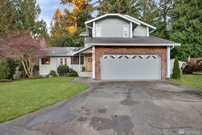 Puyallup Single Family Home For Sale: 3225 25th Av Ct SE