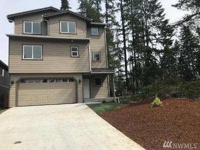 Port Orchard Single Family Home Pending Inspection: 4250 SE Horsehead Wy