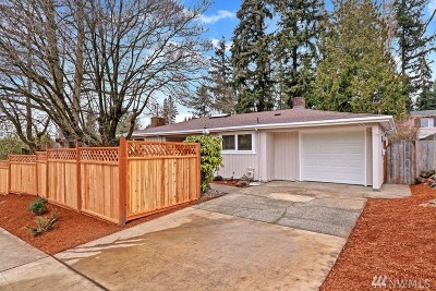 Seattle Single Family Home For Sale: 3712 NE 125 St