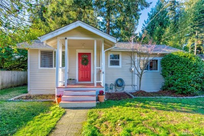 Seattle Single Family Home For Sale: 11513 30th Ave NE