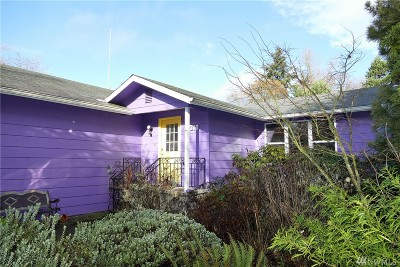 Olympia Single Family Home For Sale: 1310 Carlyon Ave SE