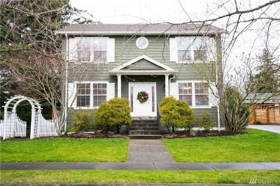 Lynden Single Family Home For Sale: 908 Pine St