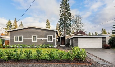 Bellevue Single Family Home For Sale: 2560 154th Ave SE