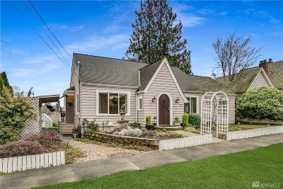 Snohomish Single Family Home For Sale: 515 Avenue B