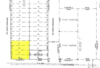 Residential Lots & Land For Sale: NW 6th Ave