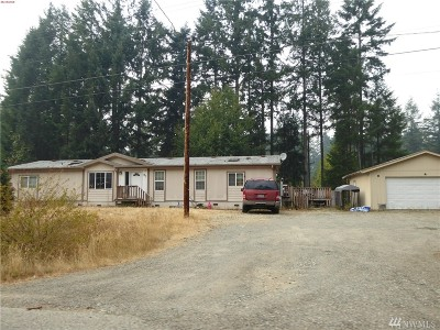 Shelton WA Single Family Home For Sale: $170,520
