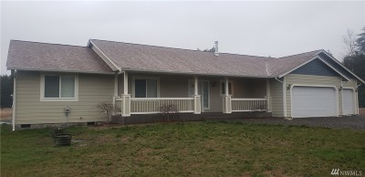 Rochester WA Single Family Home For Sale: $469,900