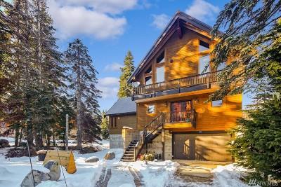 Snoqualmie Single Family Home For Sale: 73 Guye Peak Lane