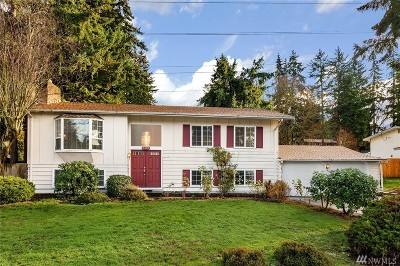 Bellevue Single Family Home For Sale: 5402 123rd Ave SE