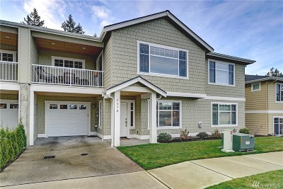 Gig Harbor Condo/Townhouse For Sale: 6578 Hunt Highlands Lp