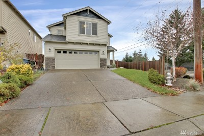Spanaway Single Family Home For Sale: 20002 48th Av Ct E