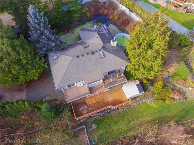Puyallup Single Family Home For Sale: 13107 74th Ave E
