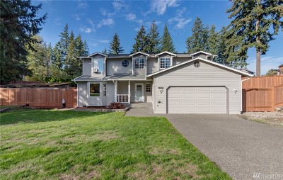Bonney Lake Single Family Home For Sale: 18206 84th St E