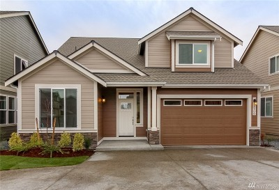 Puyallup Single Family Home For Sale: 3908 23rd St SE