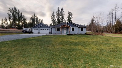 Graham WA Single Family Home For Sale: $524,950