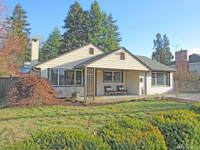 Seattle Single Family Home For Sale: 9402 25th Ave SW