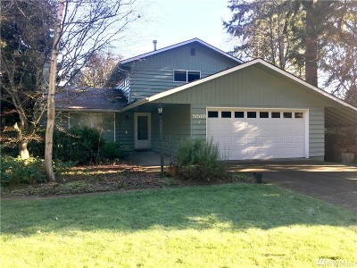 Olympia Single Family Home For Sale: 5518 Donnelly Dr SE