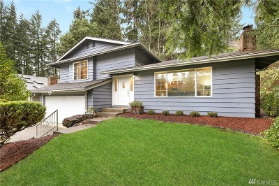Kirkland Single Family Home For Sale: 12546 NE 138th Place