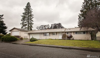 Tumwater Single Family Home For Sale: 306 Yes St SE