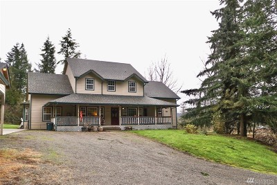 Centralia Single Family Home For Sale: 919 Reynolds Rd