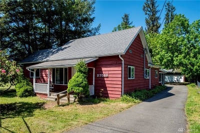 Single Family Home For Sale: 27518 SE 271st St