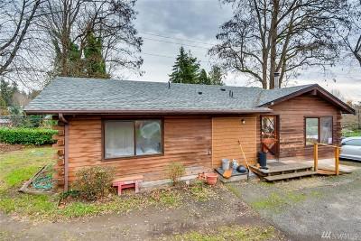 Des Moines Single Family Home For Sale: 20437 Des Moines Memorial Dr S