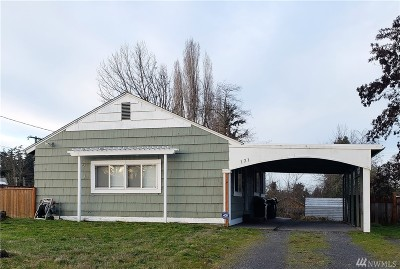 Spanaway Single Family Home For Sale: 121 161st St S