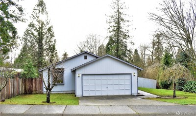 Woodinville Single Family Home For Sale: 14507 NE 182nd Street
