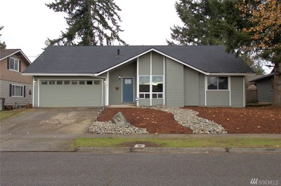 Single Family Home For Sale: 2535 Forest Ridge Dr SE