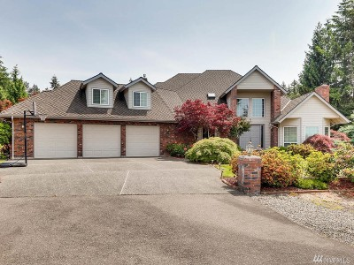 Maple Valley Single Family Home For Sale: 22200 238th Place SE