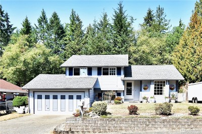 Port Orchard Single Family Home For Sale: 3475 Foxwood Dr SE