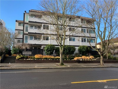 Seattle Condo/Townhouse For Sale: 2115 California Ave SW #202