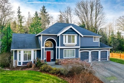 Snohomish Single Family Home For Sale: 8124 211th Ave SE