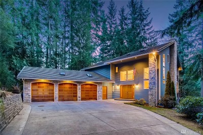 Issaquah Single Family Home For Sale: 26609 SE 158th Street