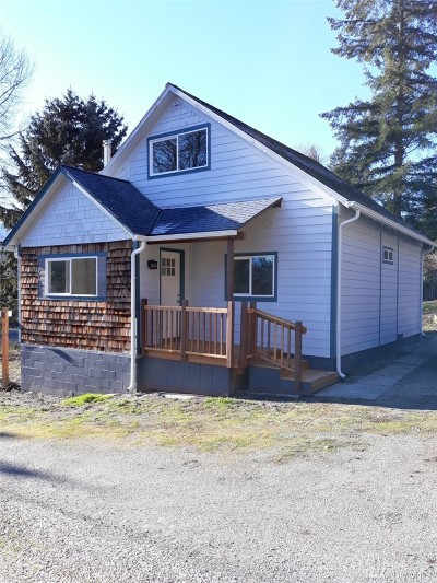Skagit County Single Family Home For Sale: 7250 Franks Place