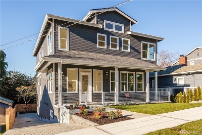 Single Family Home For Sale: 4525 49th Ave NE