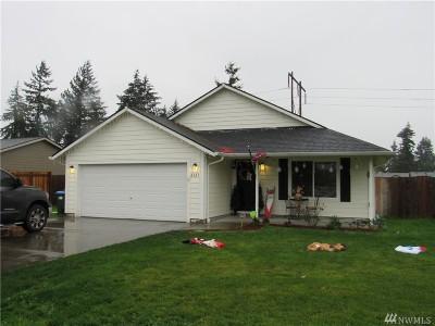 Rochester WA Single Family Home For Sale: $262,900