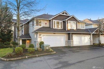King County Single Family Home For Sale: 12170 NE 24th St #211