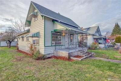 Centralia Single Family Home For Sale: 1301 Windsor