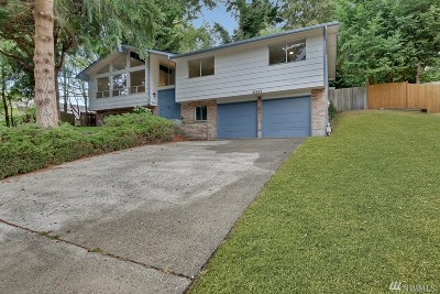 King County Single Family Home For Sale: 32422 29th Ave SW
