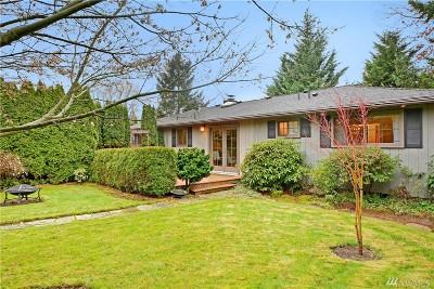 Renton Single Family Home For Sale: 2422 Jones Ave NE