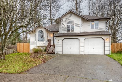 Marysville Single Family Home For Sale: 9526 53rd Ave NE