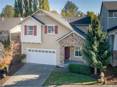 Bothell WA Single Family Home For Sale: $628,000
