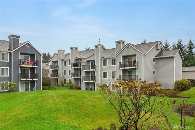 Kirkland Condo/Townhouse For Sale: 12530 109th Ct NE #F301