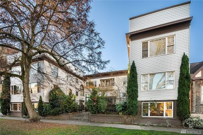 King County Condo/Townhouse For Sale: 215 17th Ave E #14