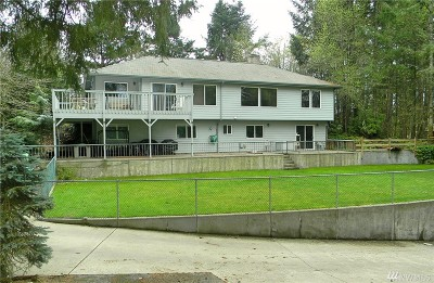 Bremerton Single Family Home For Sale: 5334 Bunker St NW