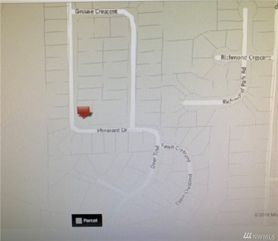 Blaine WA Residential Lots & Land For Sale: $95,900
